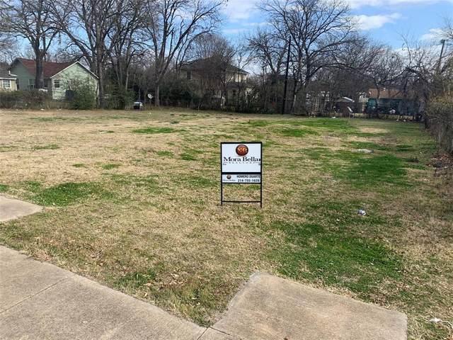304 N Virginia Street, Terrell, TX 75160 (MLS #14506660) :: The Tierny Jordan Network