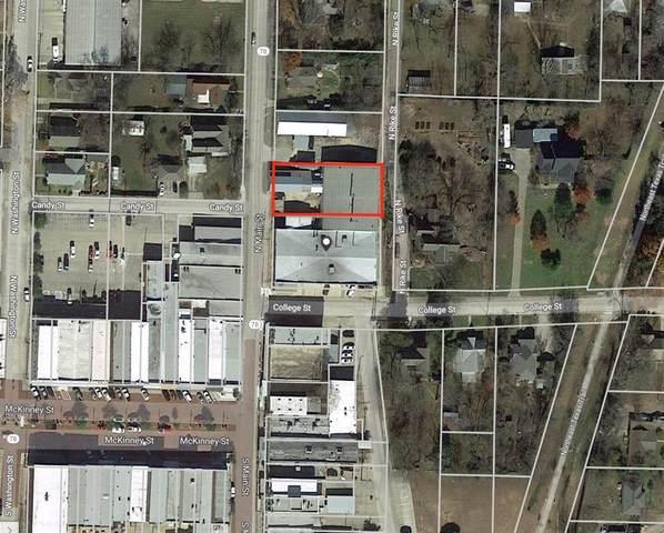 110 N Main Street, Farmersville, TX 75442 (MLS #14506668) :: All Cities USA Realty