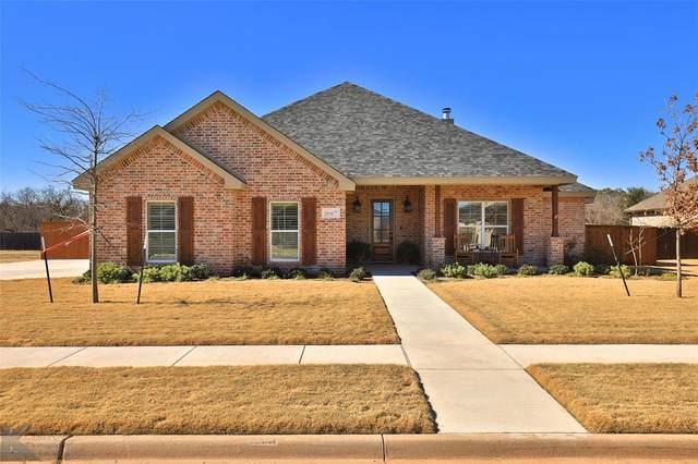 2310 Savanah Oaks Bend, Abilene, TX 79602 (MLS #14506683) :: The Mauelshagen Group