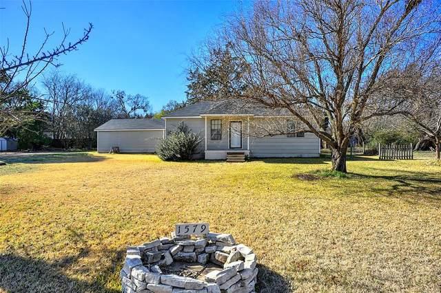 1579 Scott Hill Road, Pottsboro, TX 75076 (MLS #14506737) :: Robbins Real Estate Group