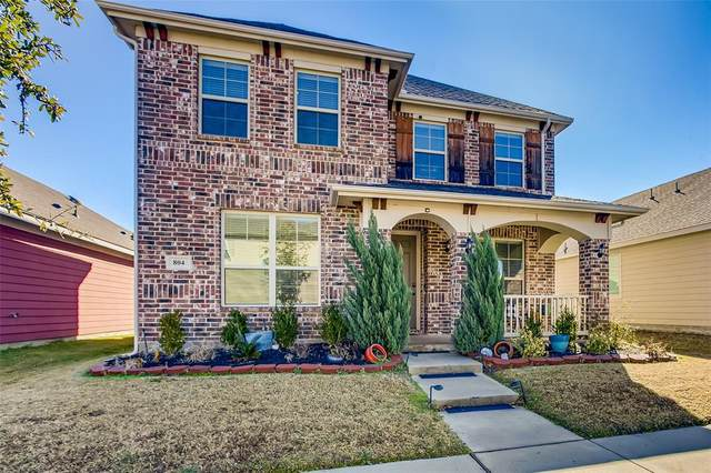 804 Whitemarsh Drive, Aubrey, TX 76227 (MLS #14506738) :: The Mauelshagen Group