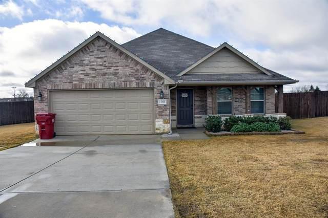 100 Frio Street, Bells, TX 75414 (MLS #14506771) :: The Mauelshagen Group