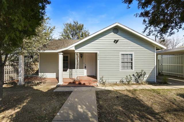 2916 27th Street, Fort Worth, TX 76106 (MLS #14506830) :: Robbins Real Estate Group