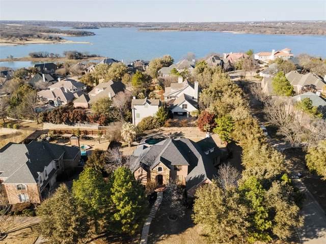 3120 Hillside Drive, Highland Village, TX 75077 (MLS #14506869) :: Team Tiller
