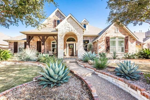 7923 Dawson Court, Frisco, TX 75036 (MLS #14506902) :: Trinity Premier Properties