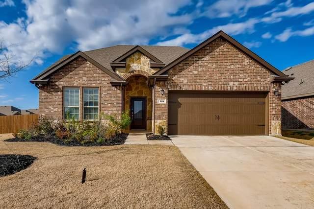 105 Arborside Drive, Waxahachie, TX 75165 (MLS #14506934) :: The Hornburg Real Estate Group
