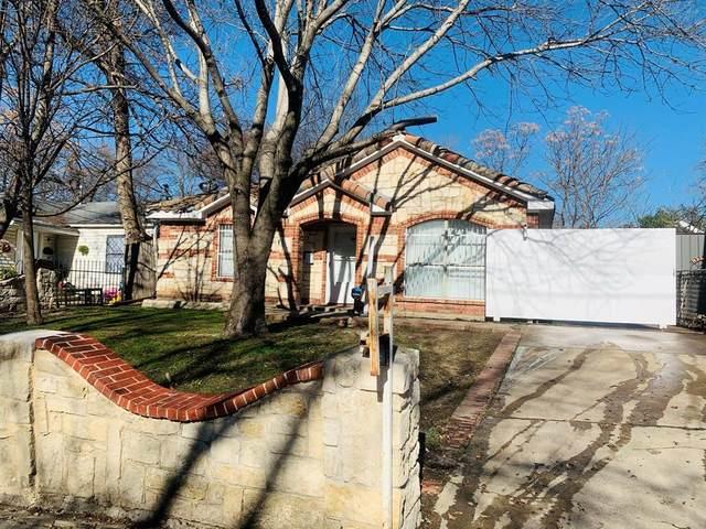 4420 Lawnview Avenue, Dallas, TX 75227 (MLS #14506963) :: The Mauelshagen Group