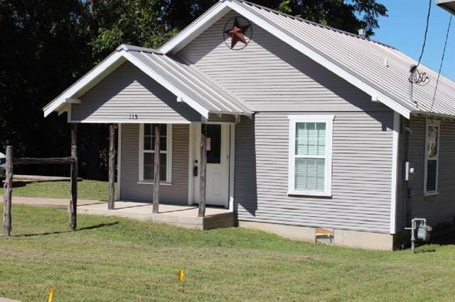 115 N Weilland Street, Weatherford, TX 76086 (MLS #14506967) :: All Cities USA Realty