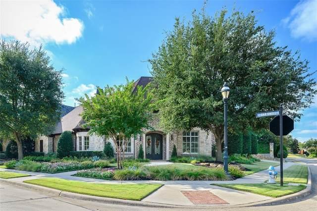4975 Oak Knoll Lane, Frisco, TX 75034 (MLS #14506982) :: Trinity Premier Properties