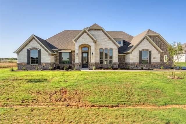 246 Odell Road, Springtown, TX 76082 (MLS #14506985) :: Jones-Papadopoulos & Co