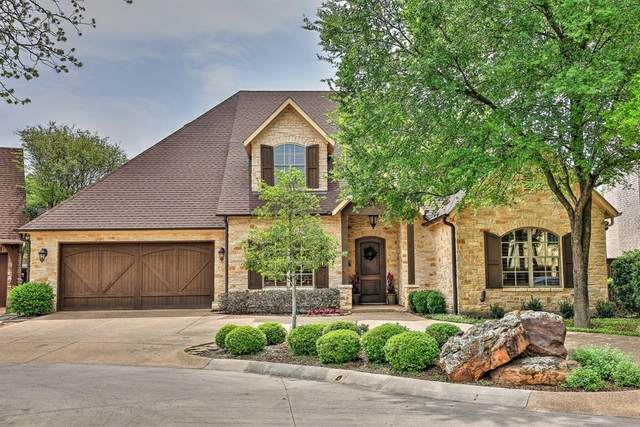 2701 River Forest Drive, Fort Worth, TX 76116 (MLS #14506989) :: The Chad Smith Team