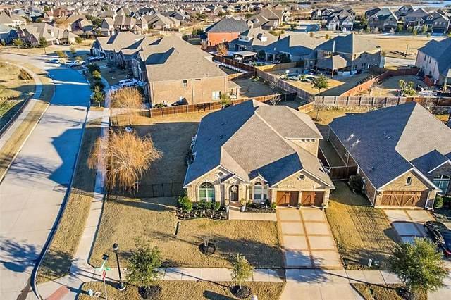 1117 Breakwater Drive, Frisco, TX 75036 (MLS #14507019) :: The Good Home Team