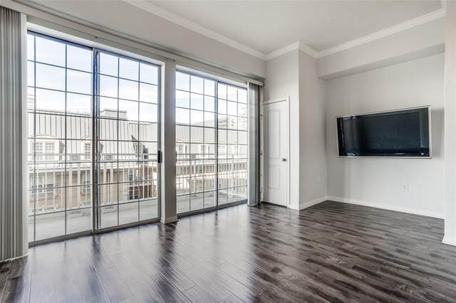 3225 Turtle Creek Boulevard #738, Dallas, TX 75219 (MLS #14507020) :: The Hornburg Real Estate Group