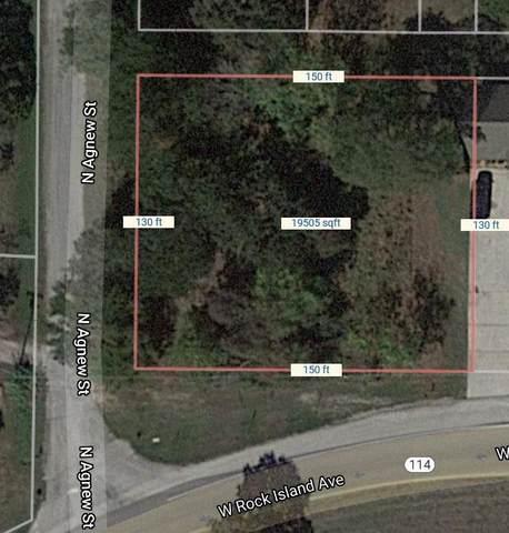 0 N Agnew, Boyd, TX 76023 (MLS #14507026) :: The Kimberly Davis Group
