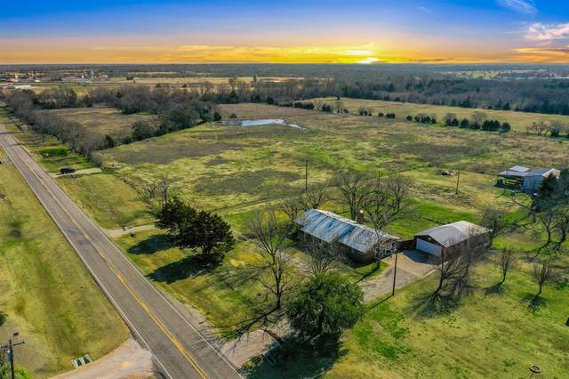2581 Fm 1903, Caddo Mills, TX 75135 (MLS #14507039) :: Robbins Real Estate Group