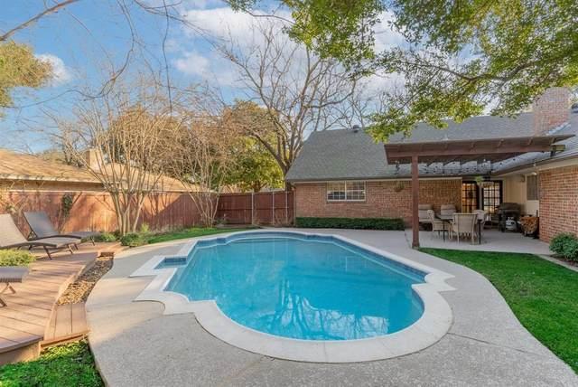 1613 Churchill Drive, Denton, TX 76209 (MLS #14507052) :: Robbins Real Estate Group