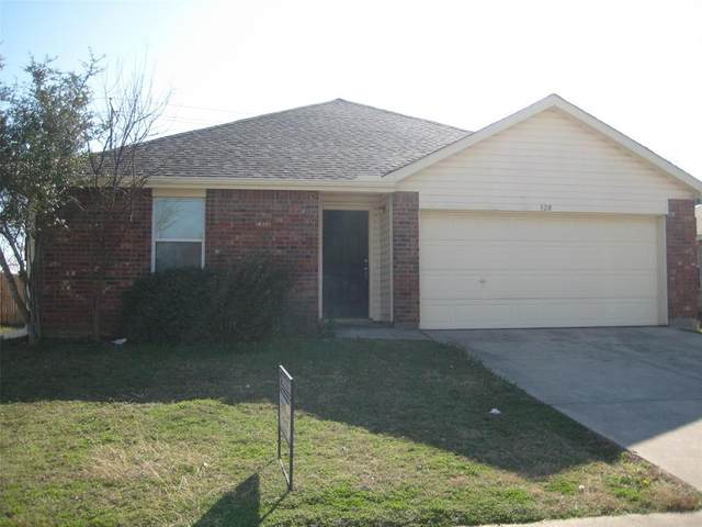 328 Deer Run Drive, Sanger, TX 76266 (MLS #14507100) :: Jones-Papadopoulos & Co