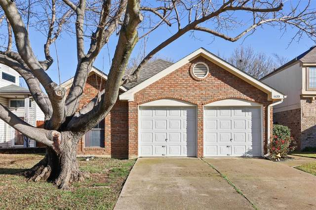 1123 Seneca Place, Lewisville, TX 75067 (MLS #14507114) :: The Hornburg Real Estate Group