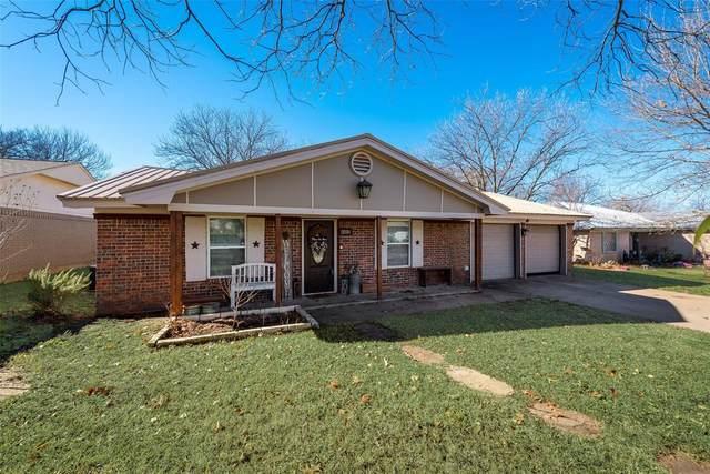602 SE 28th Avenue, Mineral Wells, TX 76067 (MLS #14507152) :: The Good Home Team