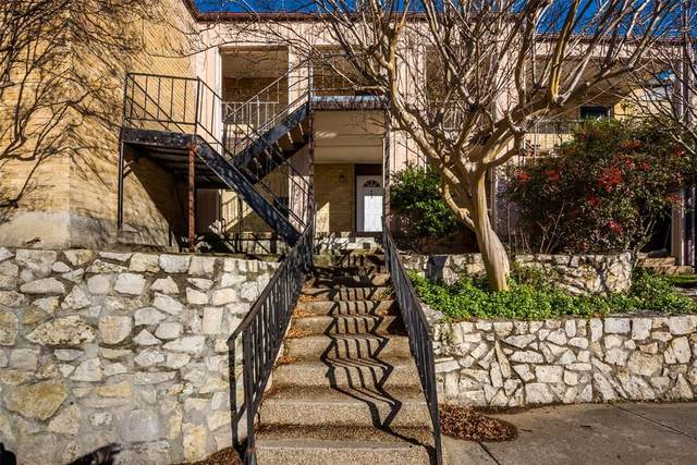 6012 Westridge Lane #603, Fort Worth, TX 76116 (MLS #14507208) :: Post Oak Realty