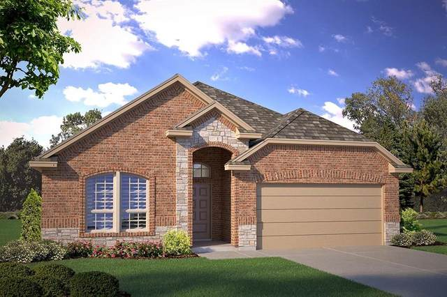 1208 Kerrville Lane, Weatherford, TX 76087 (MLS #14507211) :: All Cities USA Realty