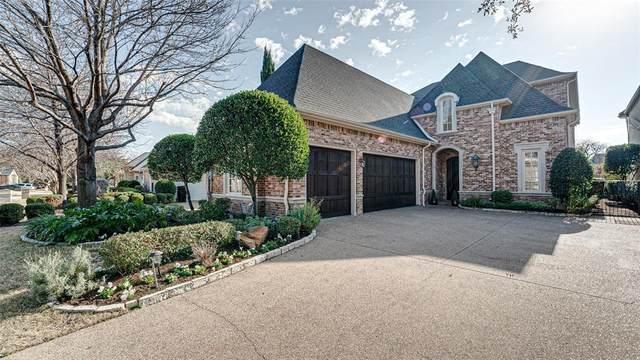5668 Gleneagles Drive, Plano, TX 75093 (MLS #14507219) :: The Good Home Team