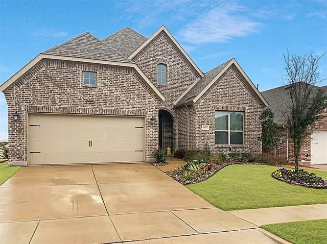 3937 Bamboo Trail, Mckinney, TX 75071 (MLS #14507230) :: Robbins Real Estate Group