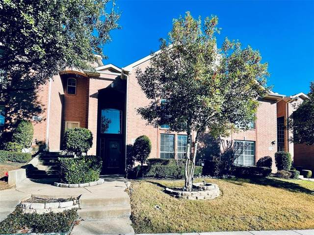 1745 Massey Drive, Lewisville, TX 75067 (MLS #14507231) :: The Hornburg Real Estate Group