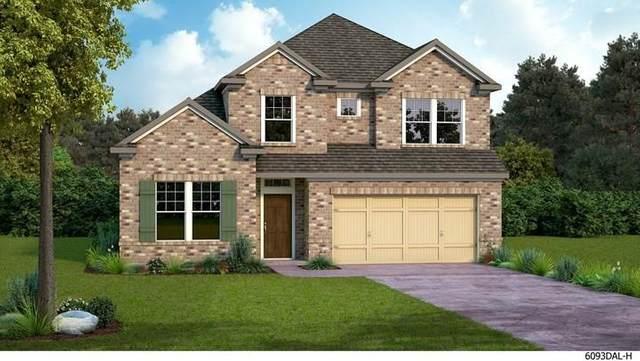 4024 Fox Trotter Drive, Aubrey, TX 76227 (MLS #14507235) :: NewHomePrograms.com