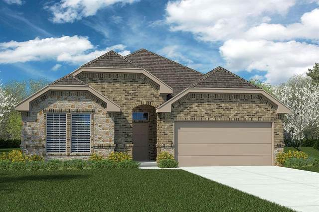 1232 Kerrville Lane, Weatherford, TX 76087 (MLS #14507237) :: All Cities USA Realty