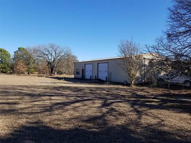 1448-A Cedar Mills Road, Gordonville, TX 76245 (MLS #14507243) :: Feller Realty