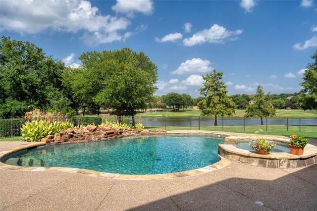 704 Essex Court, Southlake, TX 76092 (MLS #14507247) :: The Kimberly Davis Group