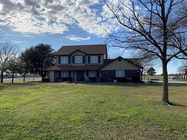263 County Road 4709, Sulphur Springs, TX 75482 (MLS #14507288) :: The Good Home Team