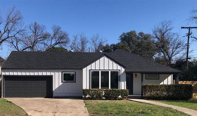 824 Springbrook Drive, Fort Worth, TX 76107 (#14507291) :: Homes By Lainie Real Estate Group