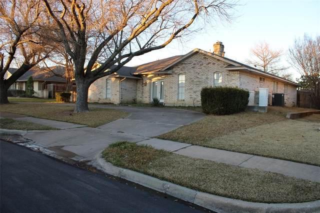 2001 Westshore Drive, Garland, TX 75043 (MLS #14507302) :: Team Hodnett