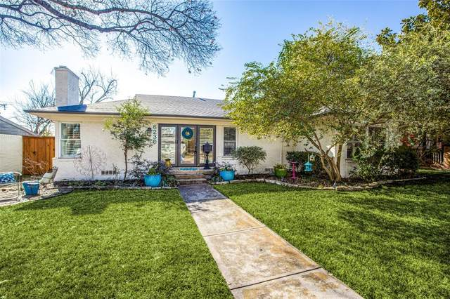 6230 Kenwood Avenue, Dallas, TX 75214 (MLS #14507314) :: The Mauelshagen Group