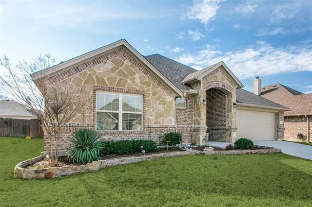 415 Silver Mine Drive, Justin, TX 76247 (MLS #14507322) :: Robbins Real Estate Group