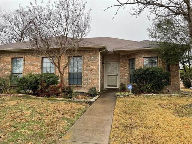 1729 Creek Valley Road, Mesquite, TX 75181 (MLS #14507410) :: The Property Guys