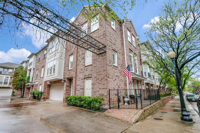 2916 State Street, Dallas, TX 75204 (MLS #14507412) :: Maegan Brest | Keller Williams Realty