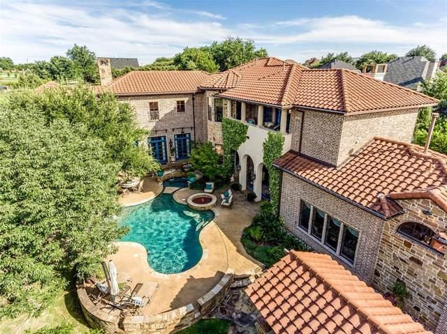 1712 Bison Meadow Lane, Heath, TX 75032 (MLS #14507434) :: RE/MAX Landmark