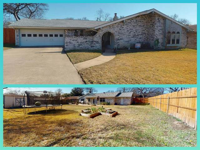 3324 Spring Valley Drive, Bedford, TX 76021 (MLS #14507436) :: The Heyl Group at Keller Williams