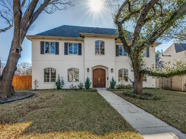 3646 Regent Drive, Dallas, TX 75229 (MLS #14507475) :: Robbins Real Estate Group