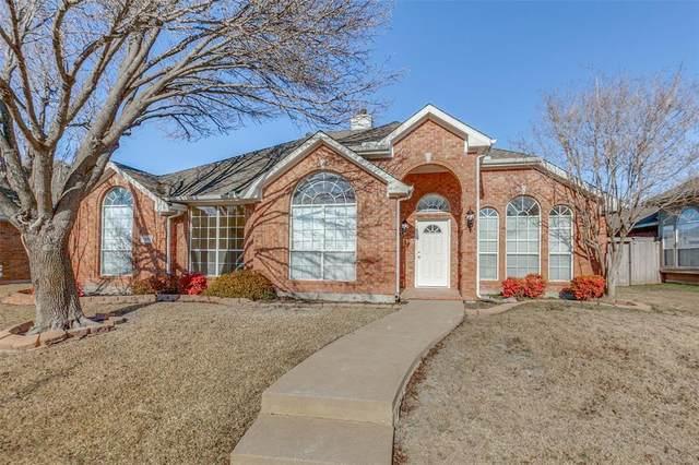 7302 Sand Pine Drive, Rowlett, TX 75089 (MLS #14507483) :: The Property Guys