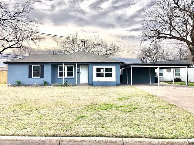 2709 W Biddison Street, Fort Worth, TX 76109 (MLS #14507501) :: Robbins Real Estate Group