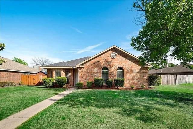 2708 Austin Drive, Mesquite, TX 75181 (MLS #14507522) :: The Kimberly Davis Group