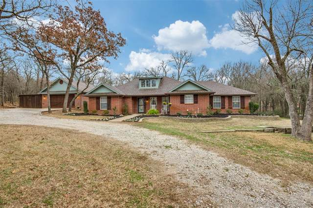 891 Emerald Sound Boulevard, Oak Point, TX 75068 (MLS #14507547) :: Robbins Real Estate Group