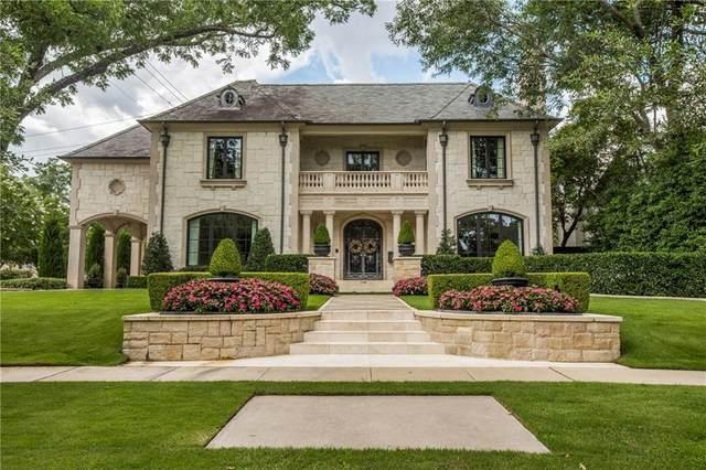 3548 Bryn Mawr Drive, University Park, TX 75225 (MLS #14507554) :: Robbins Real Estate Group