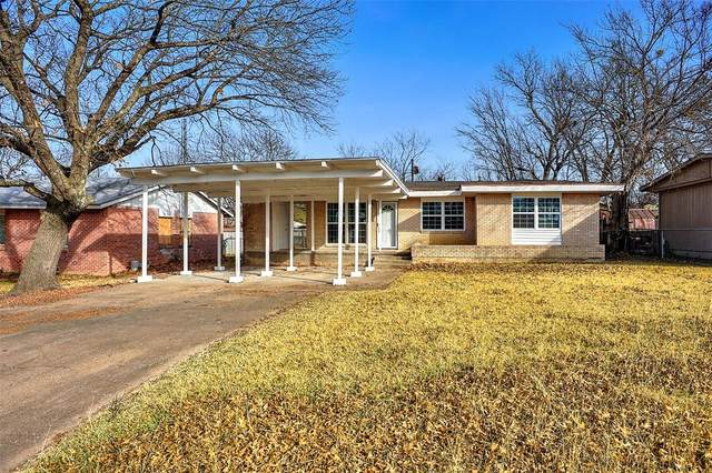 1809 W Brockett Street, Sherman, TX 75092 (MLS #14507558) :: The Property Guys