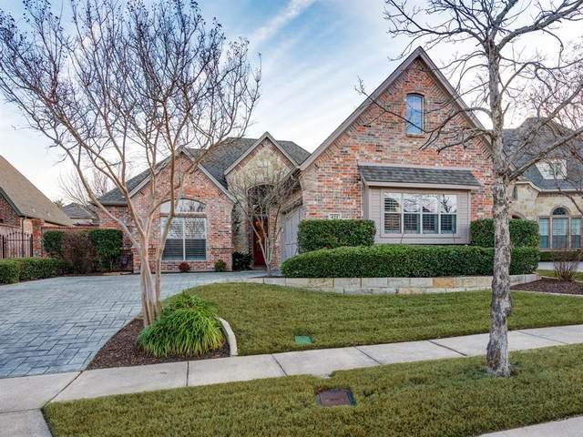 421 Waterford Lane, Colleyville, TX 76034 (MLS #14507741) :: Trinity Premier Properties
