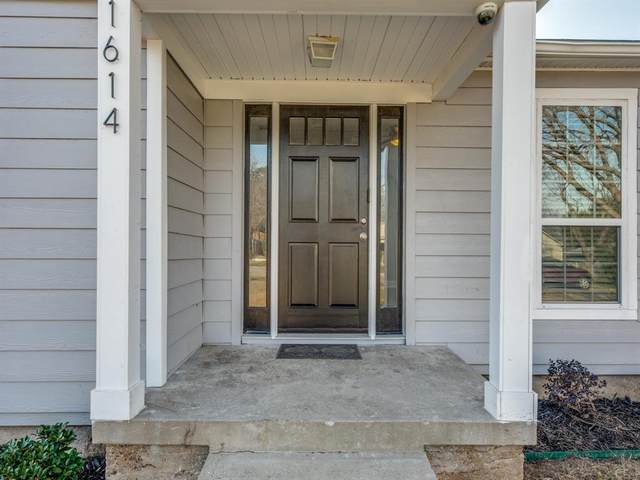 1614 Wilbur Street, Dallas, TX 75224 (MLS #14507743) :: Robbins Real Estate Group